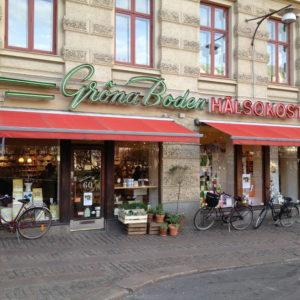 Gröna Boden öppnade 1950 och har legat på Vasaplatsen sedan 1967!